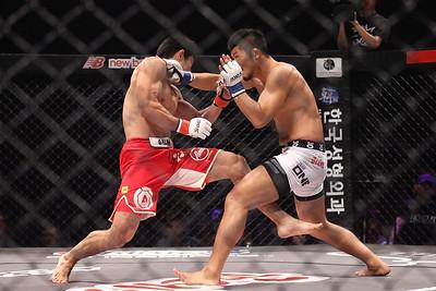 Kume Takasuke vs Kwon A-Sol