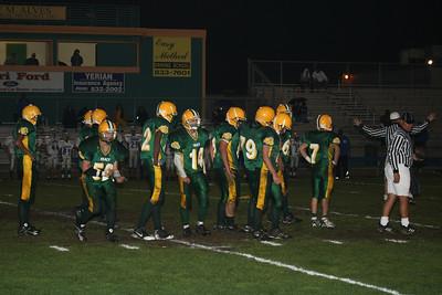 08 Freshman vs Bear Creek