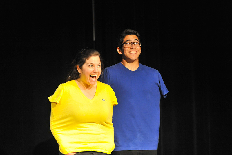 Spring 2013 One Acts