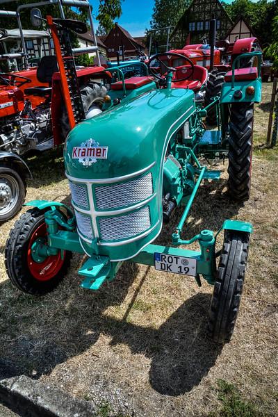 Wettringen Mitte Tractors
