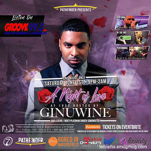 A Night Of Love (Hosted By Ginuwine)