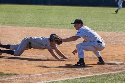 GU vs GWU Baseball