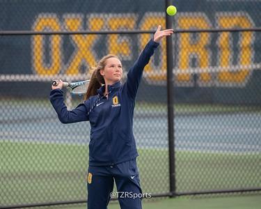 Varsity Tennis vs. L'anse Creuse North 5/13/2019