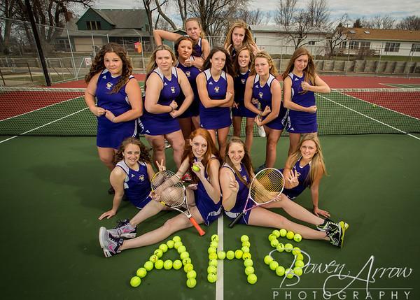 Tennis W 2014