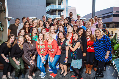 HCB Health Holiday Party 2014
