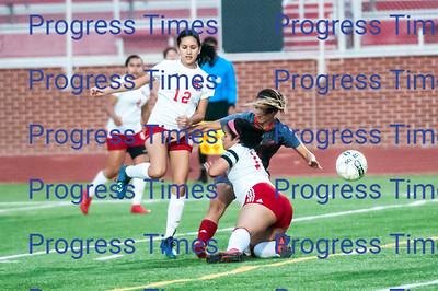 February 10, 2020 - Soccer - Girls - La Joya vs Juarez-Lincoln_LG