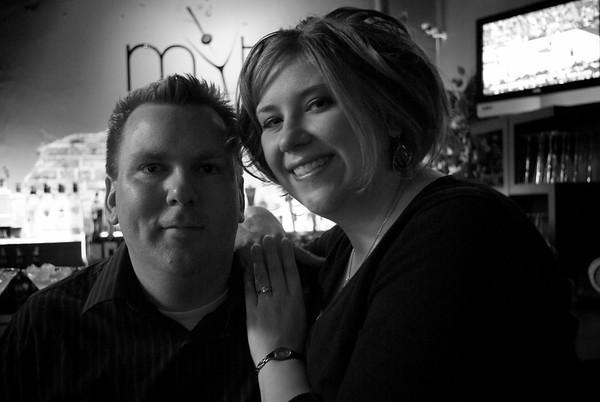 Tony & Sarah Engagement