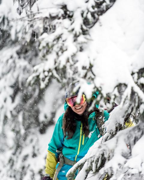 Jumbo Pass Skiing