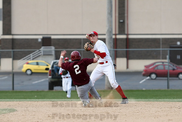 Baseball v Central Noble