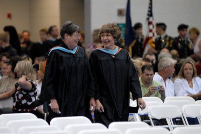 Grant County HS Graduation 2009-10