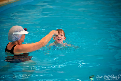 Summer Swimming Lessons 2012