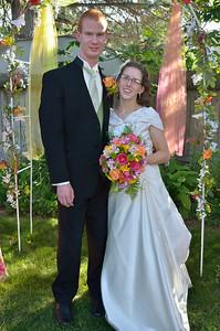 Lance & Merissa Wedding Reception