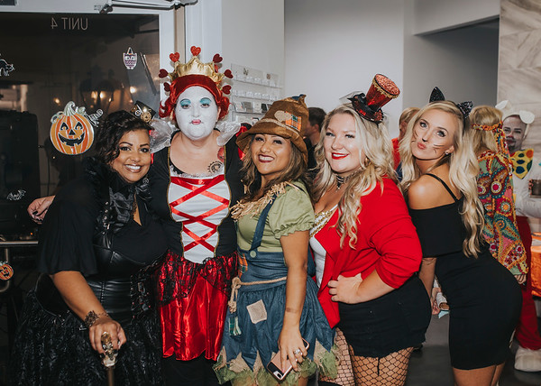J Lee's Halloween Open House!