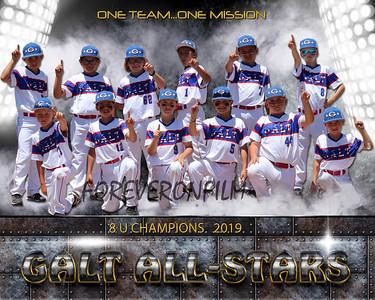 2019 u 8 All Stars