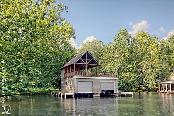L Burton Lake House