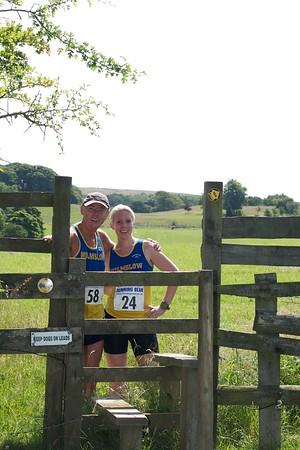 Bollington Hill Race 2013