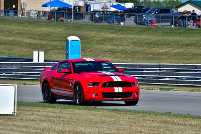 2020 SCCA July 29 Pitt Race Interm Red Shelby