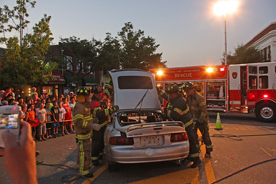 Leonia National Night Out 8-6-13