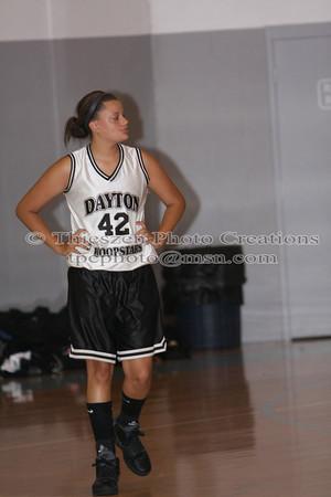 Alabama Twisters Elite VS Dayton Lady Hoopsters