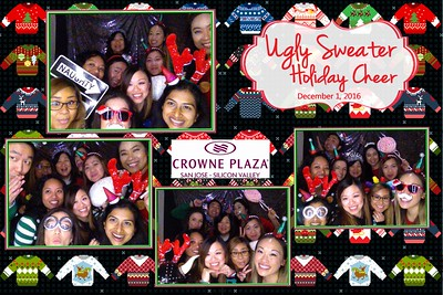 Crowne Plaza Client Holiday Party 2016
