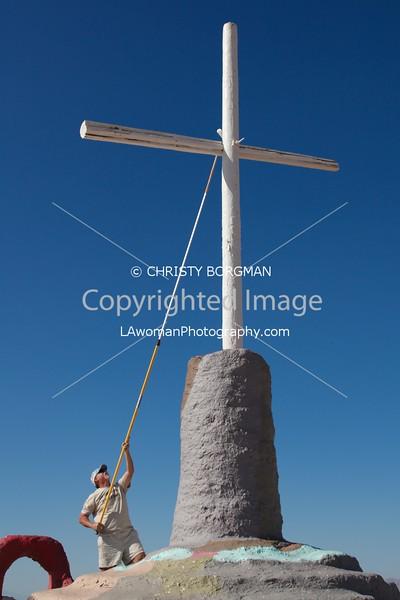 Salvation Mountain- Leonard Knight's 82nd Birthday!