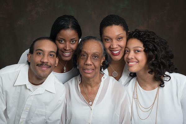 Nicole & Family