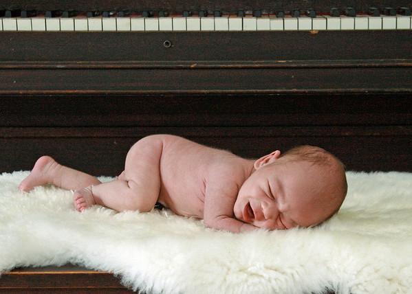 Elijah Truett First Months
