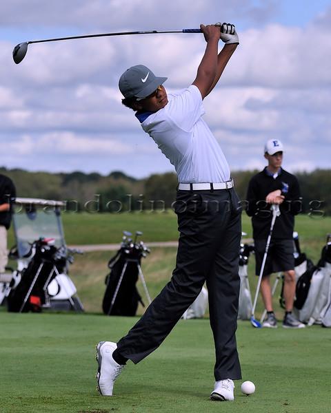 Lincoln-Way East JV Men's Golf 2015