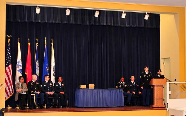 Graduation Presidio of Monterey Defense Language Institute