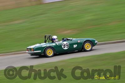 Pittsburgh Grand Prix - Bob Leitzinger Number 99 Lotus - Saturday