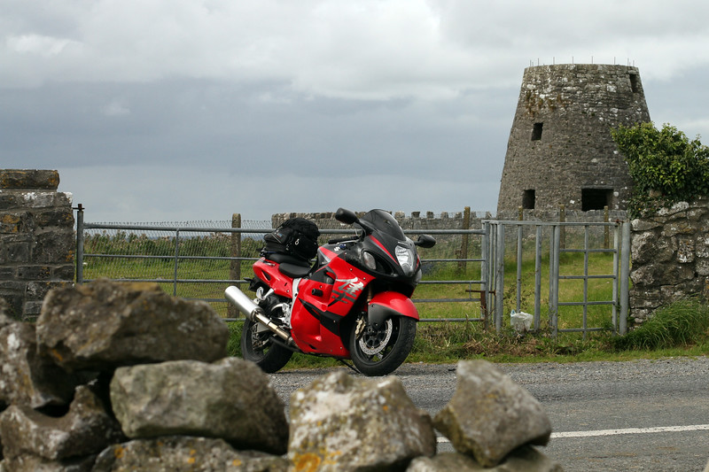 23. Roscommon Windmill near Four Roads, 7K SE of Athleague