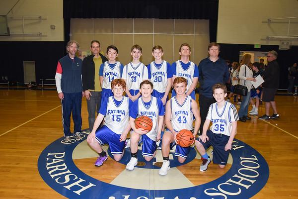 2017-18 8th Boys hoops