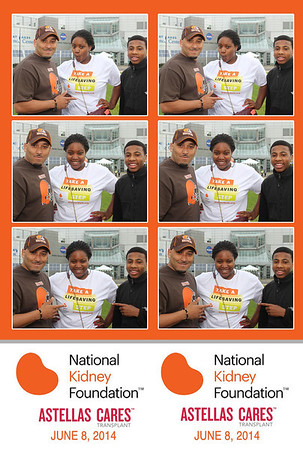 National Kidney Foundation Astellas Cares 6.8.2014