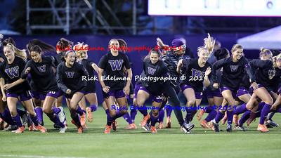 Arizona State vs UW Women's Soccer