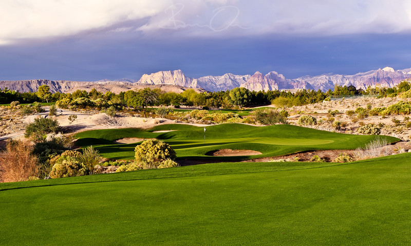 Badlands Golf Club Photography