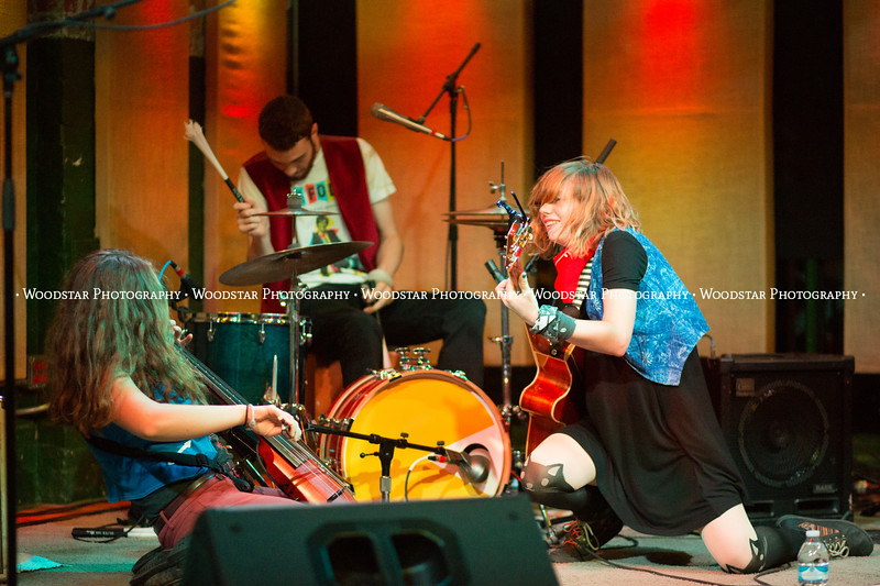 The Accidentals wsg: Stephie James