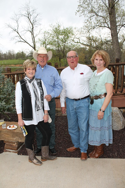 Sam and Sharron Wooldridge, Rex and Carolyn Grimsley.JPG