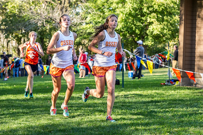 Osseo & Maple Grove Cross Country 10-1-15
