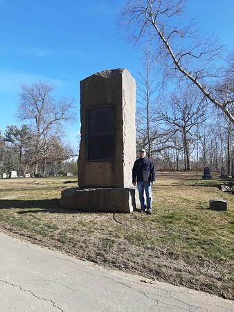 Gen. William Heath Grave