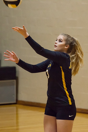 Volleyball 10-31 Senior Day