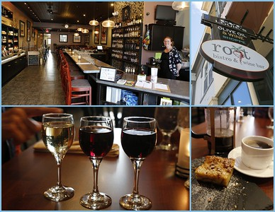 root bistro & wine bar in Sturgeon Bay