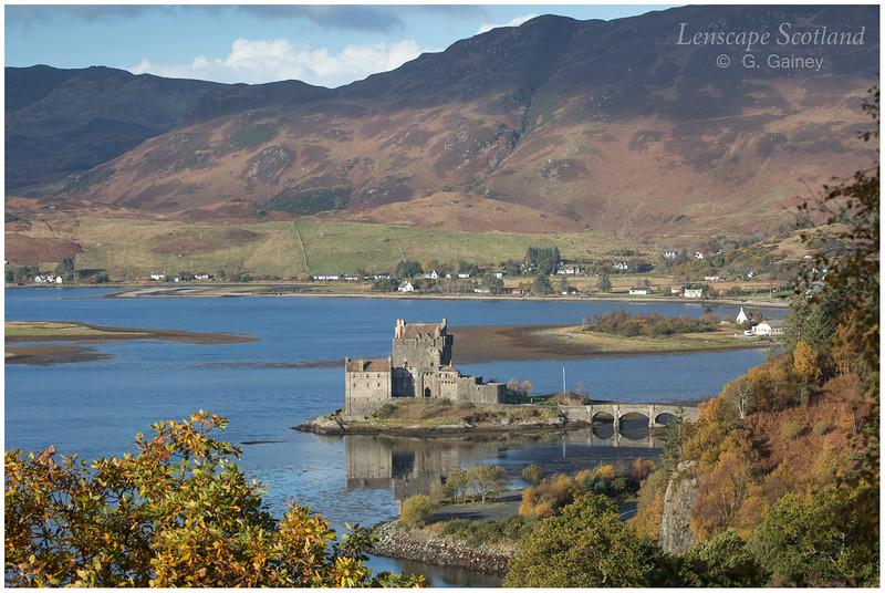 Eilean Donan Castle, near Dornie (1)