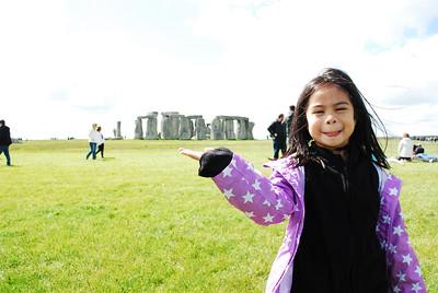 UK: Stonehenge 2