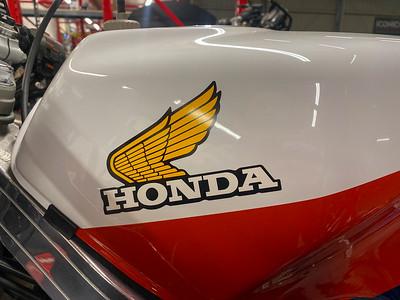 Honda NC24 (JN) on IMA