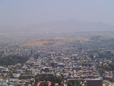 Transmitter Hill Kabul