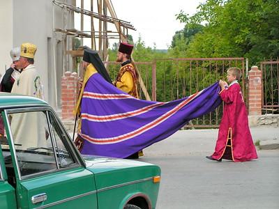 POGRZEB BATIUSZKI - Skałat 2005-07-05