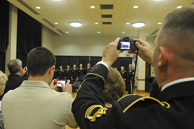 28318 - ARMY ROTC COMMISSIONING CEREMONY