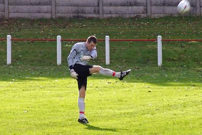 Johnstone Burgh 3 Lochee Harp 0, Emirates Scottish Junior Cup Round 1, 3rd October 2009