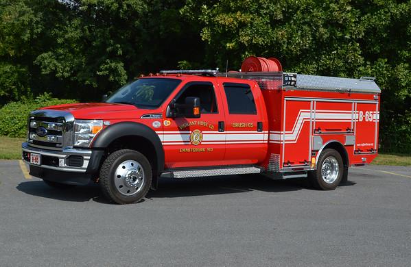Company 6 - Vigilant Hose Company (Emmitsburg, MD)