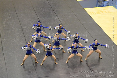 Royal Oak Dance Team - 1/8/2017
